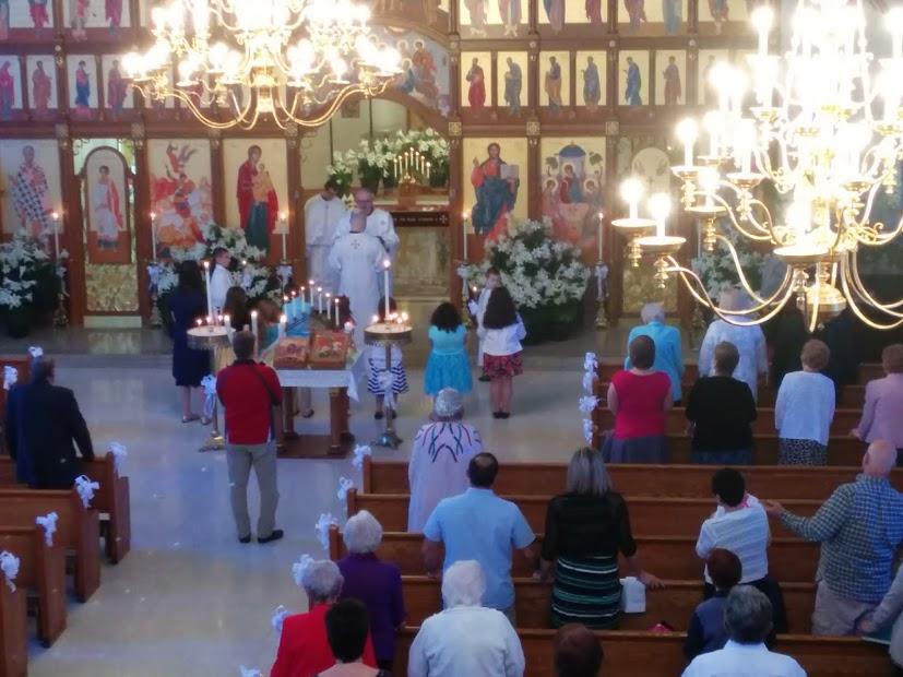 Divine Liturgy 1